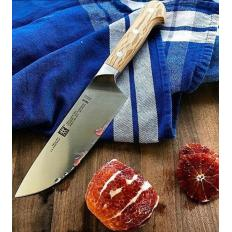 Faca chef 8 pol. zwilling pro wood colection