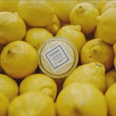 Vela Lemon Coco Voluspa